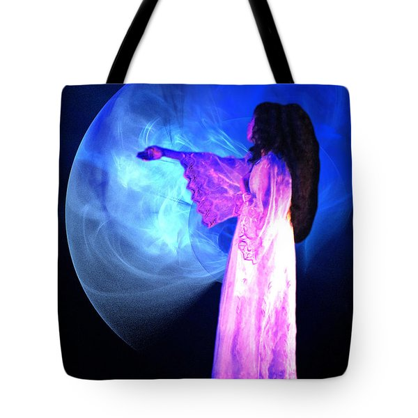 Dead Girl Tote Bag by Lisa Yount