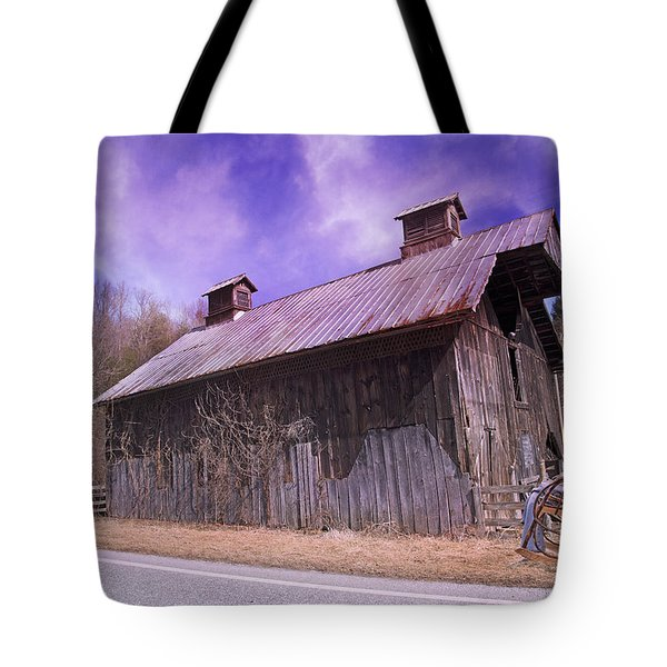 Dead Men Don't Tell Tales Tote Bag by Betsy A  Cutler