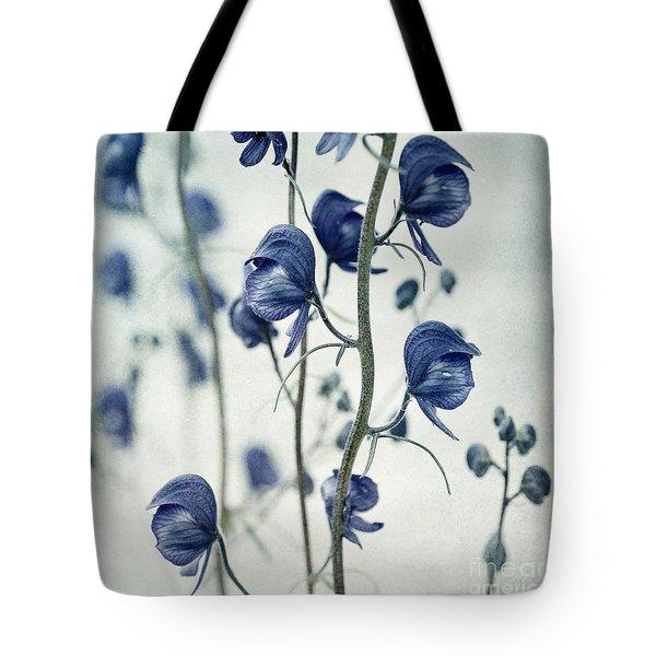 Deadly Beauty Tote Bag by Priska Wettstein