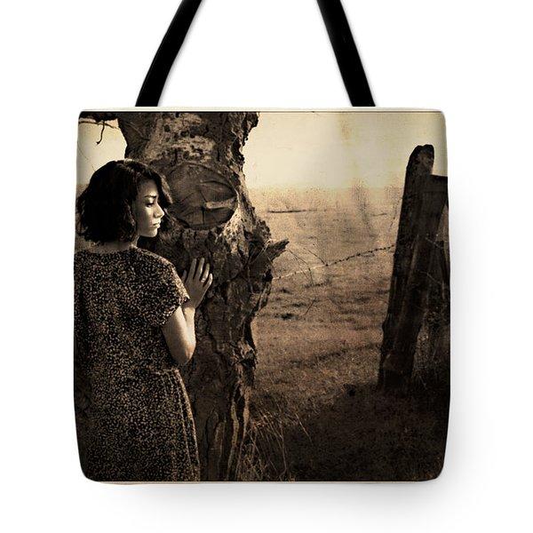 Dear Norma Tote Bag by Theresa Tahara