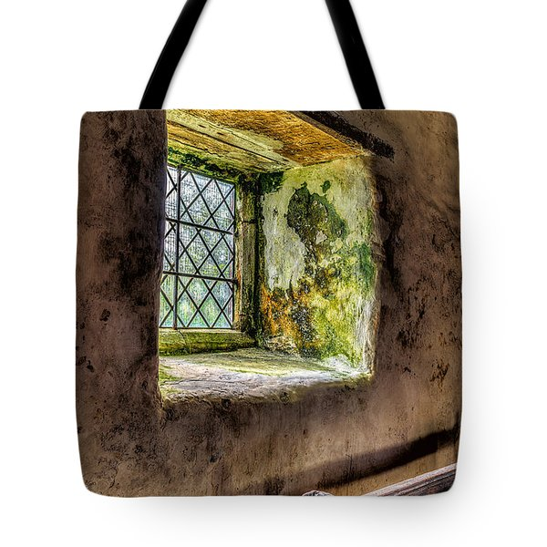 Decay Tote Bag by Adrian Evans