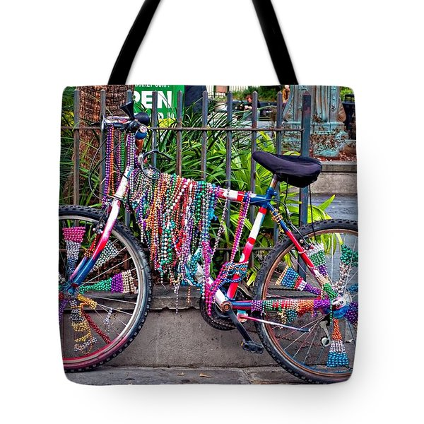Decked Out Tote Bag by Steve Harrington