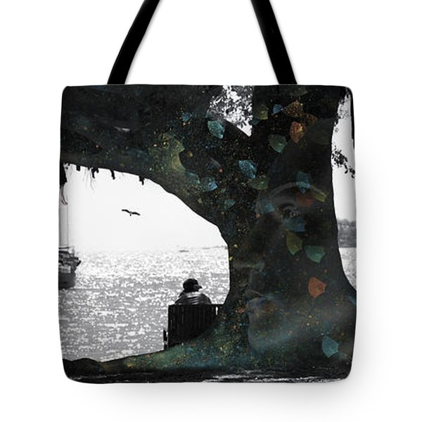 Deeply Rooted Tote Bag by Betsy C Knapp