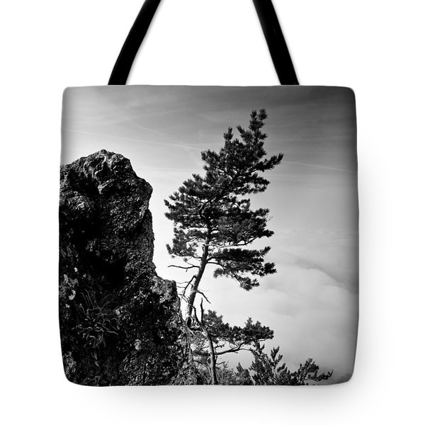 Defiant Tote Bag by Davorin Mance