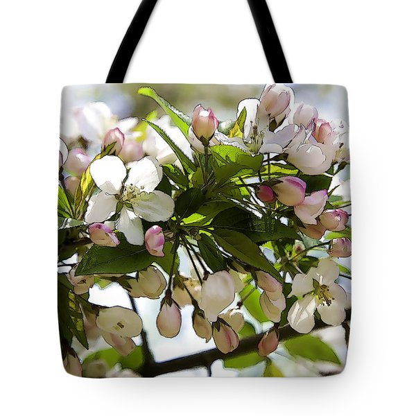 Defining Spring 3 Tote Bag by Joanna Madloch