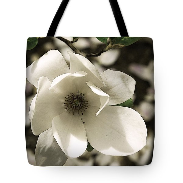 Defining Spring Tote Bag by Joanna Madloch