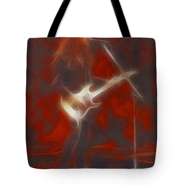 Deflep-adrenalize-vivian-ge11-fractal Tote Bag by Gary Gingrich Galleries