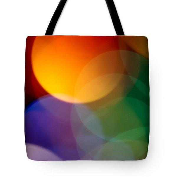 Deja Vu 1 Tote Bag by Dazzle Zazz