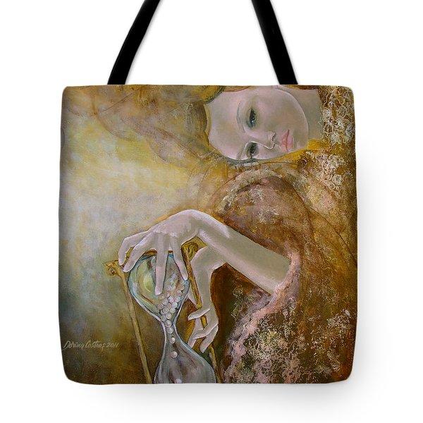 Deja vu Tote Bag by Dorina  Costras