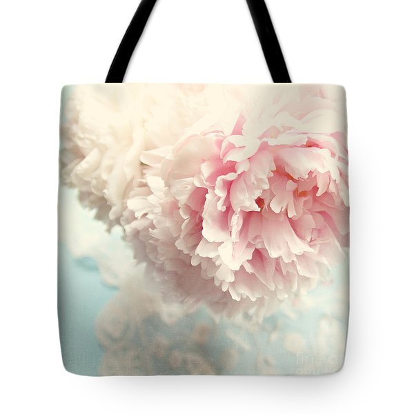 Delicate Tote Bag by Sylvia Cook