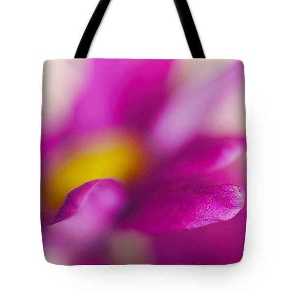 Delightful Tease Tote Bag by Jenny Rainbow
