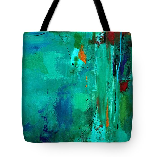 Deliver Me Tote Bag by Ruth Palmer