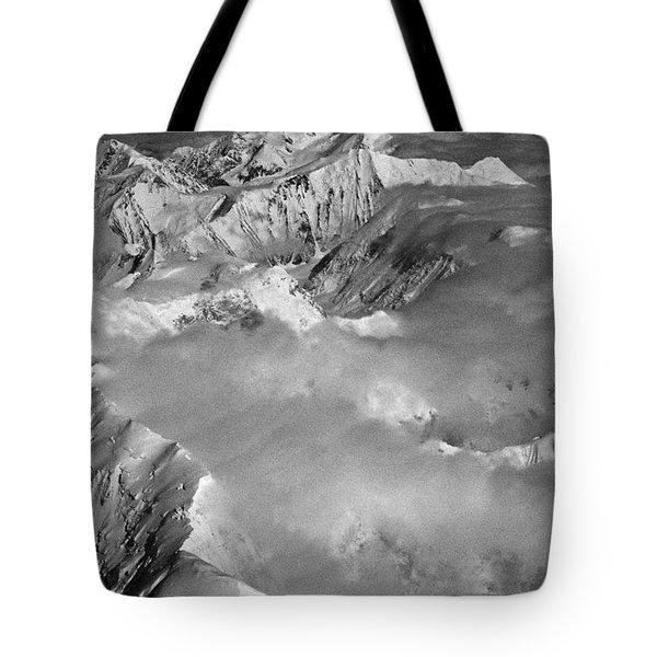 Denali ... Tote Bag by Juergen Weiss