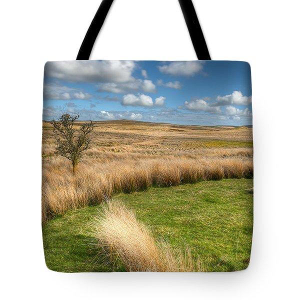 Denbigh Moors Tote Bag by Adrian Evans