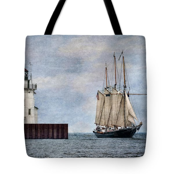 Denis Sullivan Tote Bag by Dale Kincaid