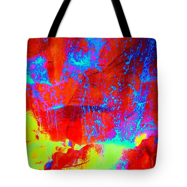 Departure Tote Bag by Ann Johndro-Collins