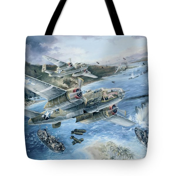 Derailing The Tokyo Express Tote Bag by Randy Green