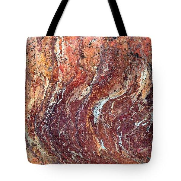 Desert Canyon Tote Bag by Jane Biven