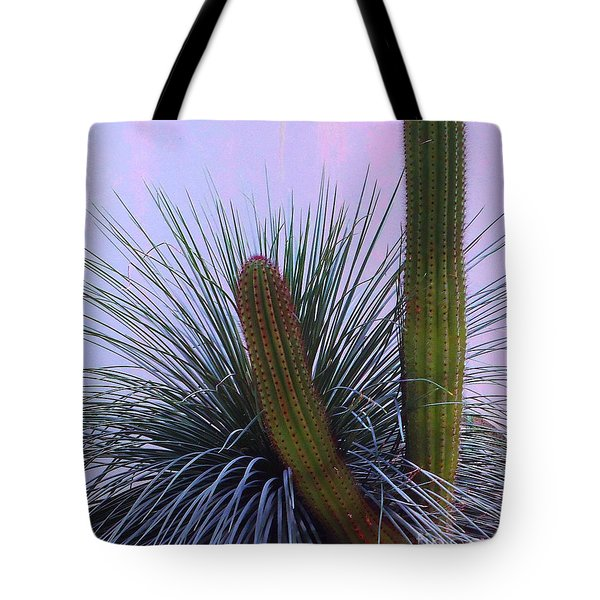 Desert Classic Tote Bag by Ann Johndro-Collins