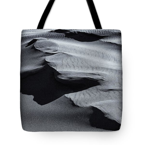 Desert Contours Tote Bag by Mike  Dawson