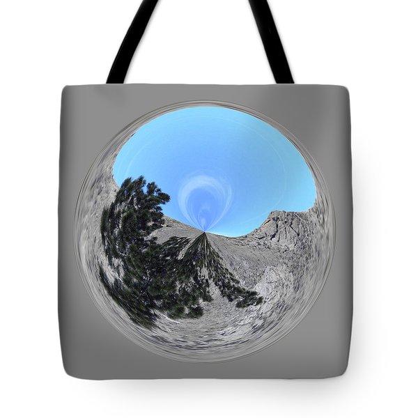 Desert Orb 2 Tote Bag by Brent Dolliver
