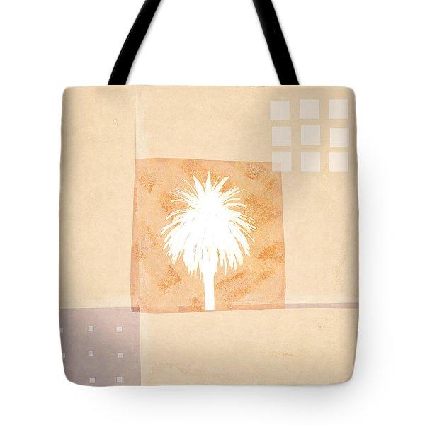 Desert Windows Tote Bag by Carol Leigh