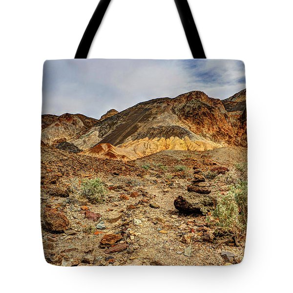 Desert Zen Tote Bag by Heidi Smith