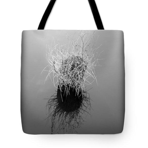 Deserted Island Tote Bag by Luke Moore