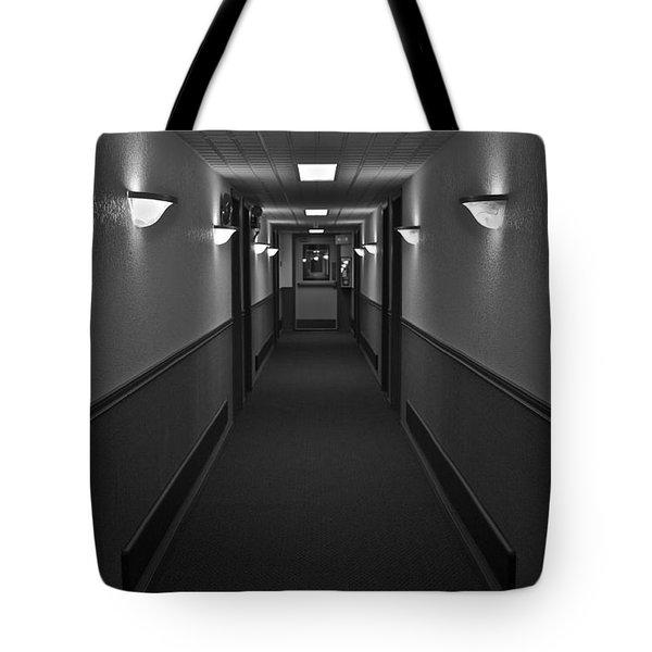 Deserted Tote Bag by Linda Bianic
