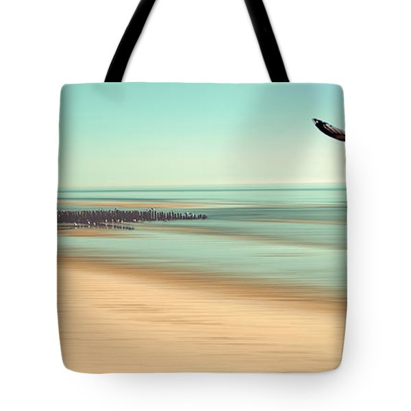 Desire - Light Tote Bag by Hannes Cmarits