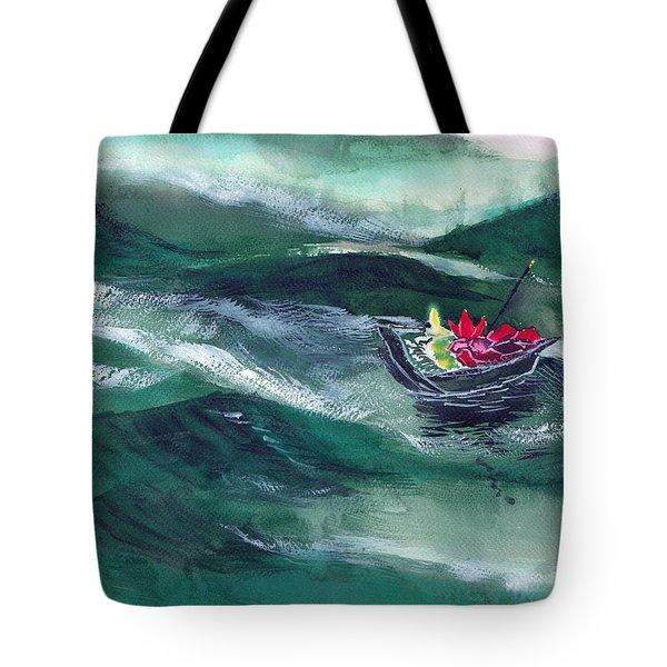 Destiny Tote Bag by Anil Nene
