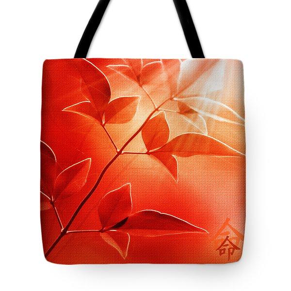 Destiny Tote Bag by Holly Kempe