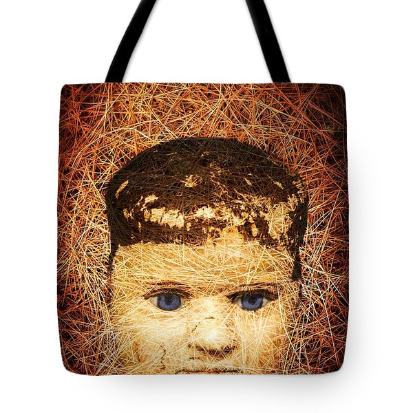 Devil Child Tote Bag by Edward Fielding