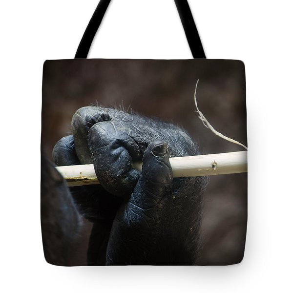 Dexterity Tote Bag by Rebecca Sherman