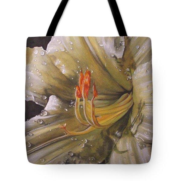 Diamonds Tote Bag by Barbara Keith