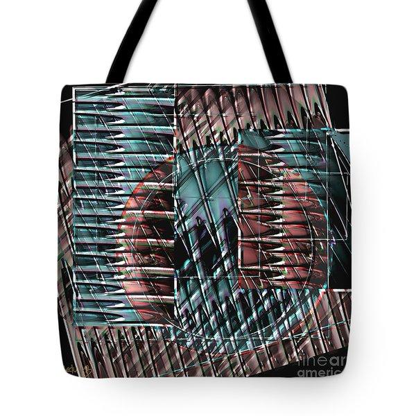 Digital Design 610 Tote Bag by Nedunseralathan R