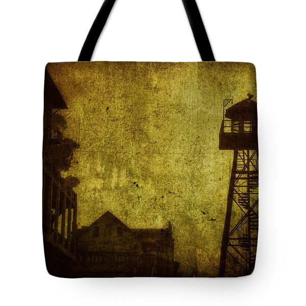 Diminished Dawn Tote Bag by Andrew Paranavitana