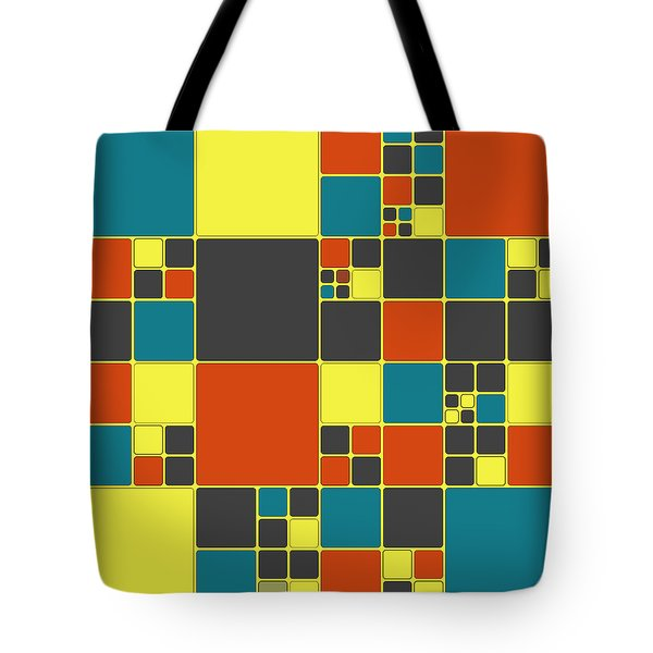 Dio - 561 -01a Tote Bag by Variance Collections