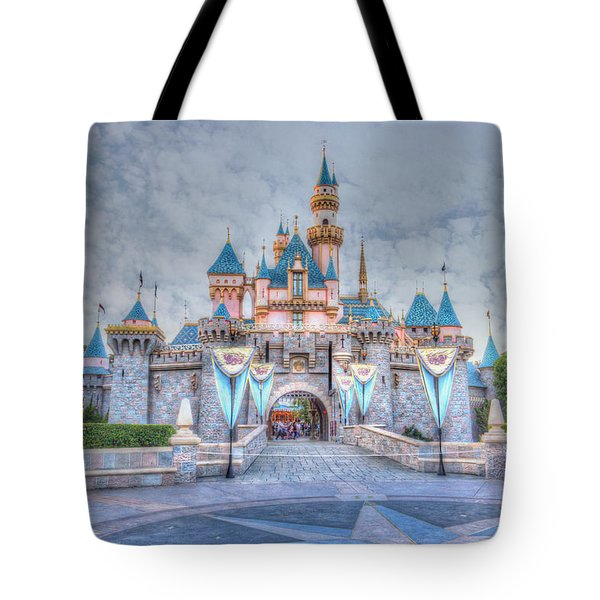Disney Magic Tote Bag by Heidi Smith