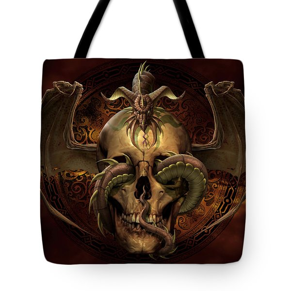 Dissent Tote Bag by Tom Wood