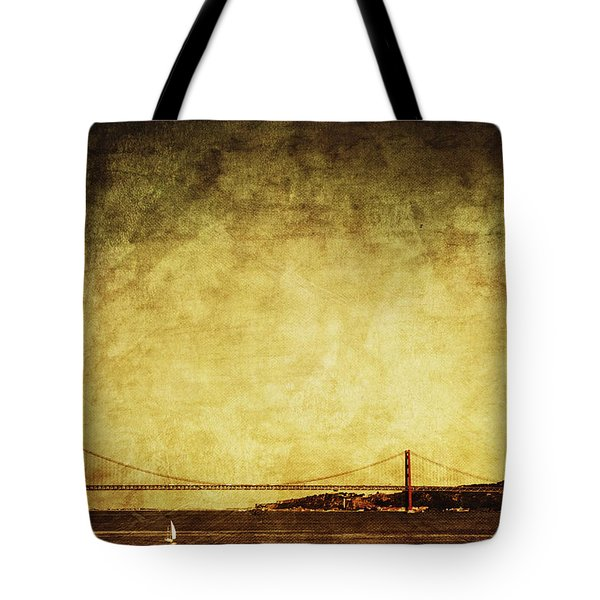 Distant Memory Tote Bag by Andrew Paranavitana