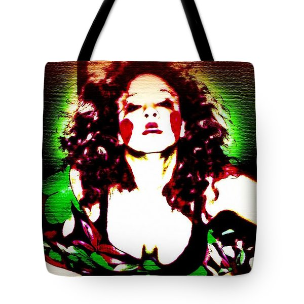 Distinctive Tote Bag by Jessica Shelton