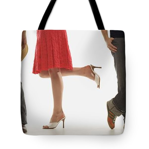 Diversity Of Style Tote Bag by Darren Greenwood