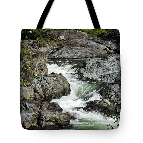 Do Not Follow - West Coast Art By Jordan Blackstone Tote Bag by Jordan Blackstone