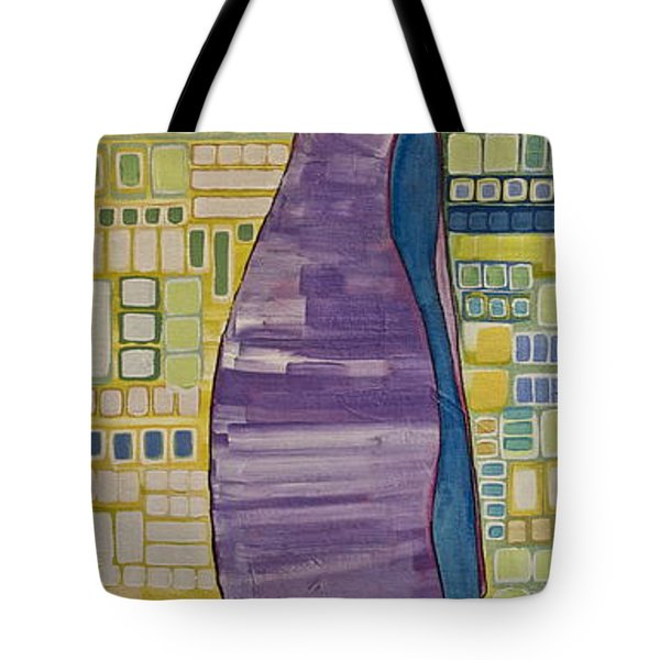 Doll Thief Tote Bag by Donna Howard