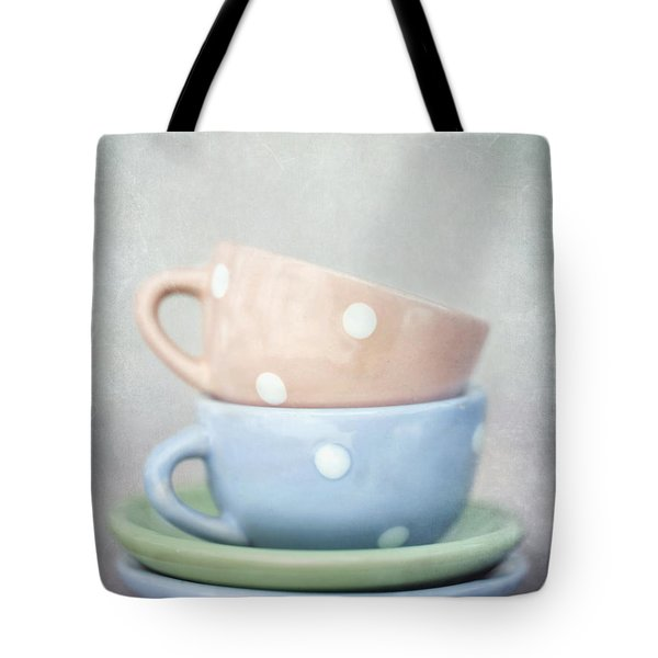 dolls china Tote Bag by Priska Wettstein