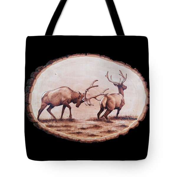 Dominance Tote Bag by Minisa Robinson