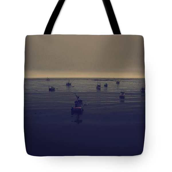 Done For The Day Tote Bag by Laurie Search
