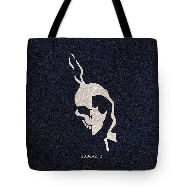 Donnie Darko Tote Bag by Ayse Deniz