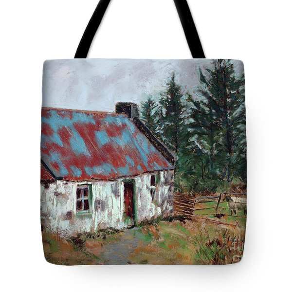 Dooish Hill Donegal Ireland Tote Bag by Mary Benke